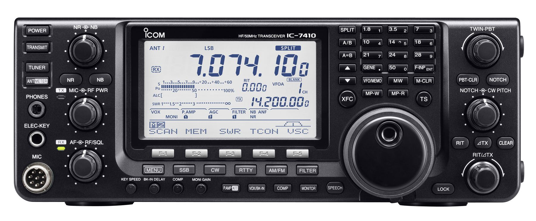 Icom IC 7410 Hi Res