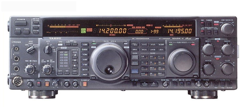 Yaesu FT 1000MP Mark V Field